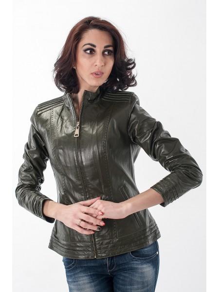 Кожа Куртка 113-К-19