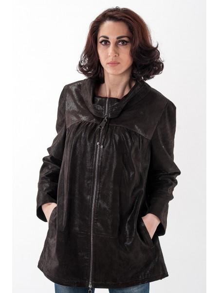 Кожа Куртка 114-К-83